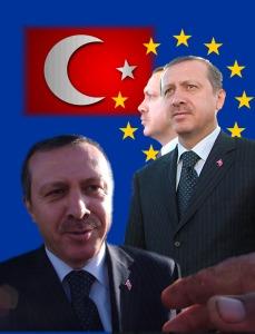 Erdogan-Mann mit vielen Gesichtern